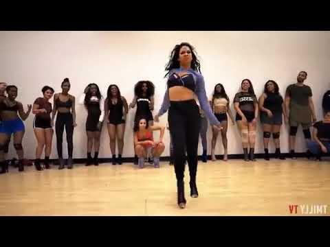 [Mirrored] Itty Bitty Piggy Choreography by Aliya Janell