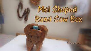 Band Saw Box/little Dresser-mel