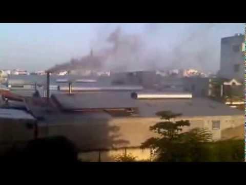 Ẩn họa ô nhiễm môi trường quanh chung cư