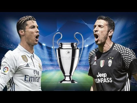 Real Madrid 4-1 Juventus [HD] Full Match Partido Completo |