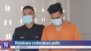 Cederakan anggota polis: Tauke shisha, 2 pekerja didakwa