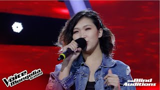"Saruultuya.G - ""Too Close"" 