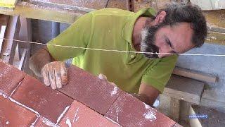 1- Escaliers sur voûte sarrasine, Création de la voûte, Pittet Artisants, DomaHabitare, Ste-Croix