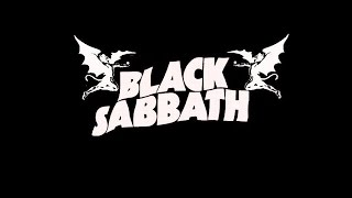 Black Sabbath - St. Vitus Dance GUITAR BACKING TRACK