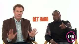 Will Ferrell and Kevin Hart have a Paddy's Day message for the Irish!   Get Hard