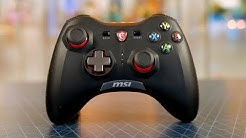 MSI GC30 Review - The Best Controller For PC Gaming?