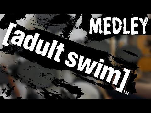 15 Adult Swim Theme Songs in 2 Minutes