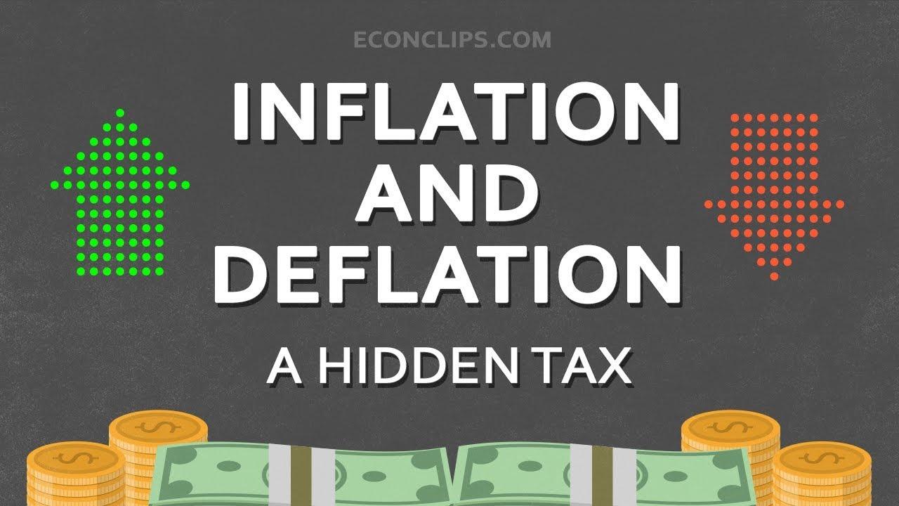 inflation and deflation hidden tax youtube. Black Bedroom Furniture Sets. Home Design Ideas