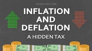 📉📈 Inflation and Deflation | A Hidden Tax