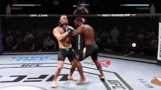 EA SPORTS™ UFC® 2017