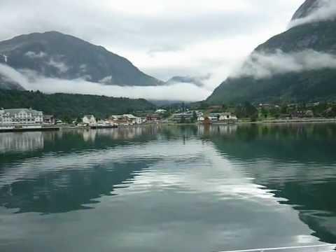 Norway - Ulvik to Eidfjord