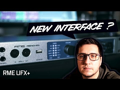 RME UFX+ /// Unboxing + Why did I upgrade from UCX