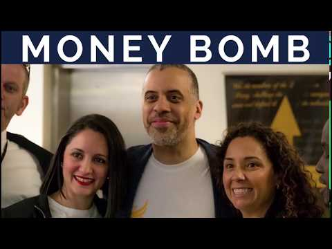 Larry Sharpe Volunteers and Supporters