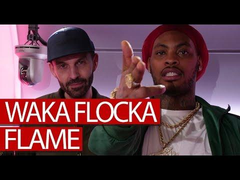 Waka Flocka Flame on influencing new generation, legacy, grime, Flockaveli