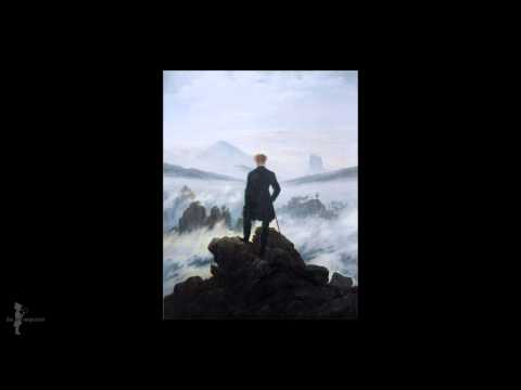 Caspar David Friedrich - Wanderer über dem Nebelmeer