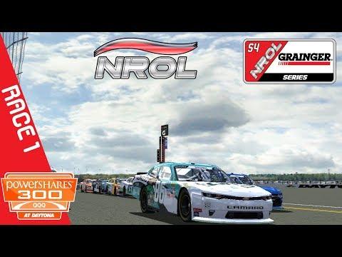 NROL Grainger Series - S4 - R1/33 - Powershares QQQ 300 At Daytona