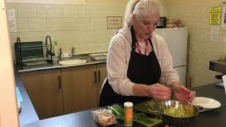 Creative Cooking Tutorial: Cesar Salad
