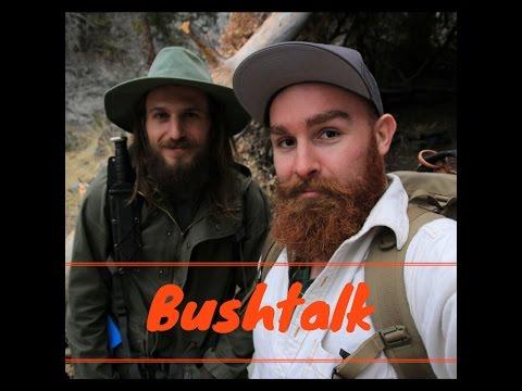 Bushtalk - Chad Keel of Naked & Afraid