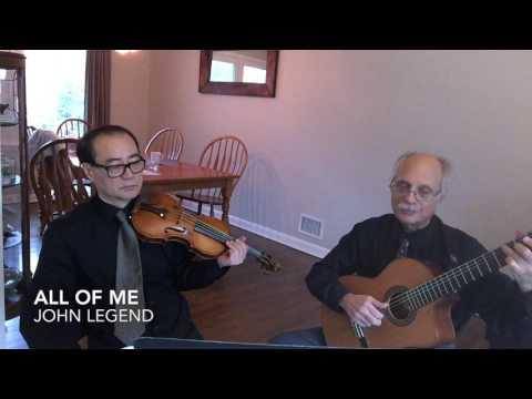 Violin and Guitar Duet - Pop Wedding Songs