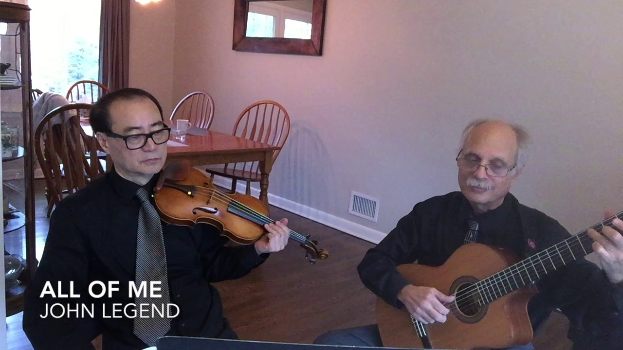 Violin And Guitar Duet