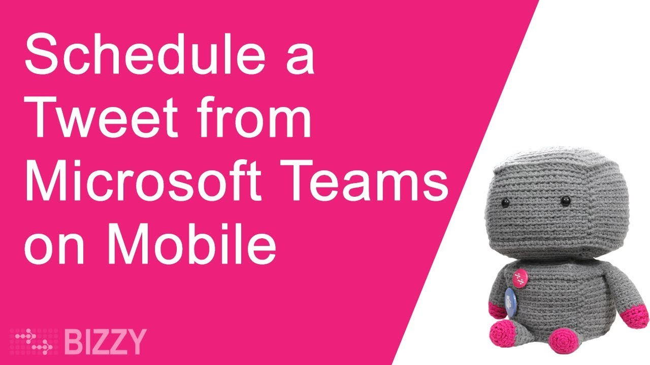Template: Add scheduled tweets to a SharePoint list with AtBot