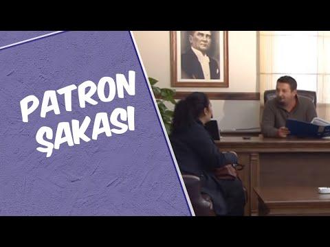 Mustafa Karadeniz - Patron Şakası