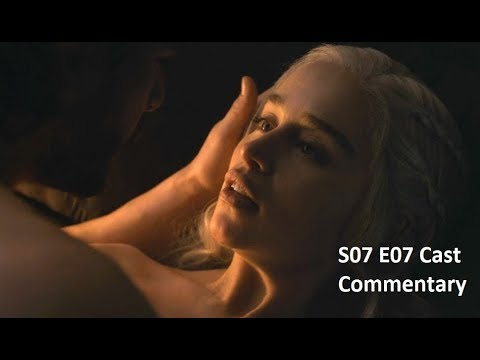 Game of Thrones Commentary S07 E07 I Lena,Kit and D&D
