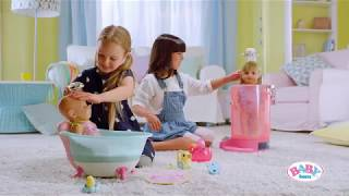 BABY born Bathing Fun with Bathtub, Shower and Accessories