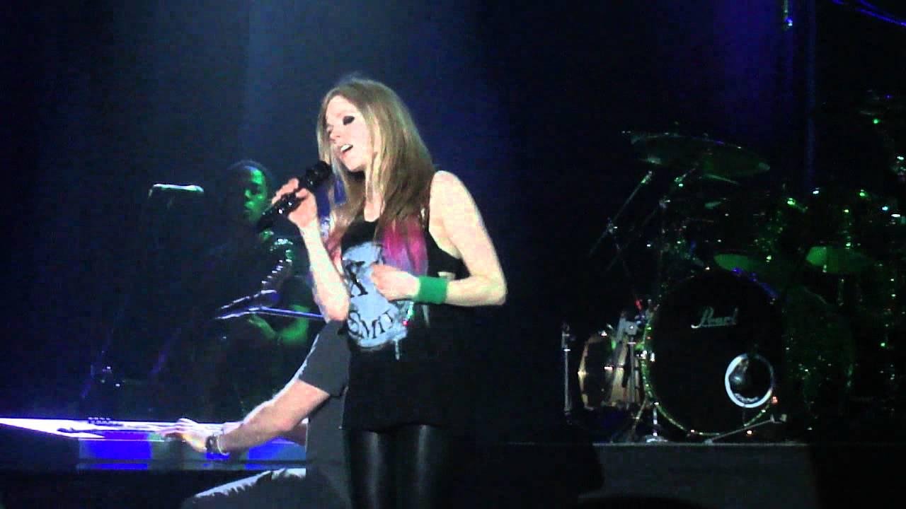 Avril Lavigne Next Tour