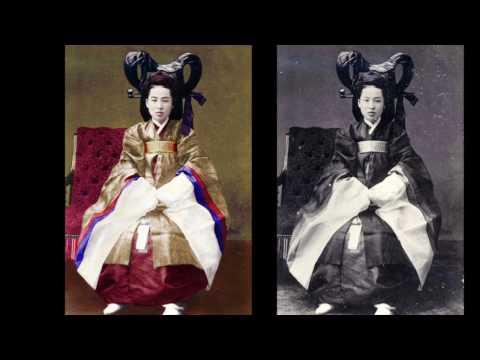 Queen Min Photoshop repair