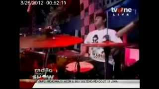 Rocket Steady   Monkey Ska @Radioshow Tv One