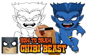 How to Draw Beast | X-Men