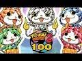 YO-KAI WATCH 2 - ÉPISODE 100 : LE BINGO-KAI DES JIBANYAN PIERRES PRÉCIEUSES !