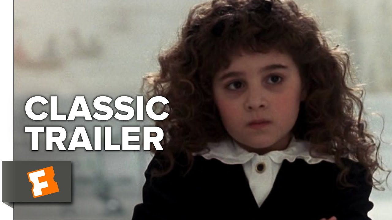 Curly Sue 1991 Official Trailer James Belushil Kelly Lynch Movie Hd
