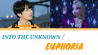 Into the unknown / euphoria [karaoke duet with Jungkook]