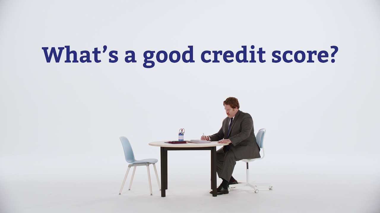 one main financial credit score