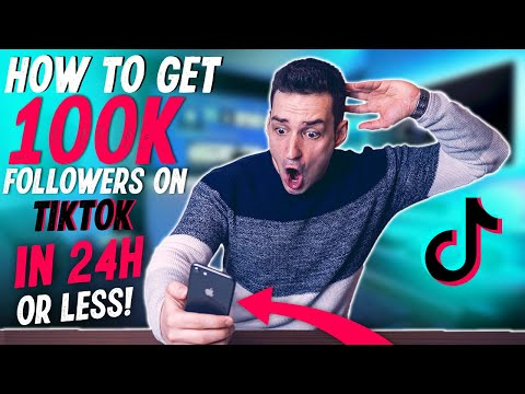 Download How To Get More Followers On TikTok - Get 100K TikTok Followers In 24h!
