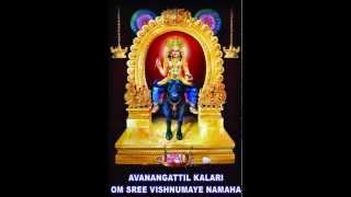Vishnumaya song - Sree boothanadhane namo vishnumaye.... (Avanangattilkalari)
