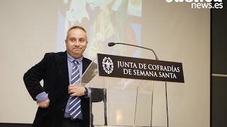 Presentación del cartel Semana Santa 2017, por Rafael Pérez Caballero