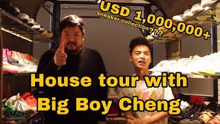 Inside the closet of Big Boy Cheng : Supreme, Yeezy, Balenciaga, Louis Vuitton Collection