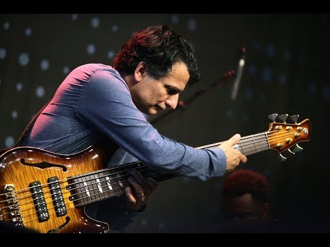 """Jazzfest Bonn 2017: Post Tower, John Patitucci Electric Guitar Quartet, """"Ides of March"""""""