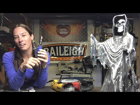How To Weld Steel Sculpture; Tools & Techniques