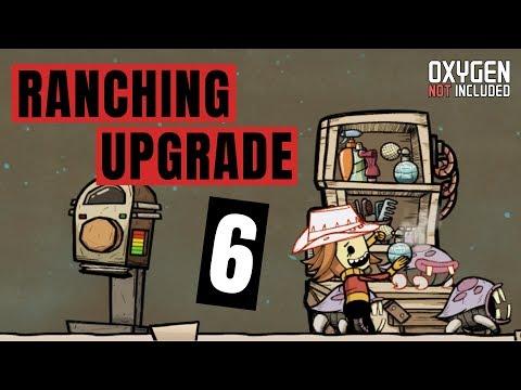 Ranching Preview #6 Update mit vielen Änderungen - Oxygen Not Included Deutsch