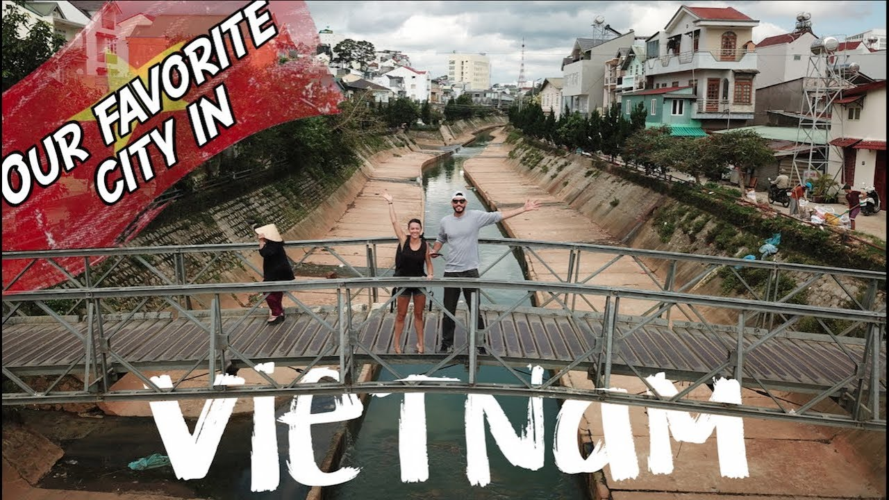 Why YOU Should Visit Dalat (Part 1) | Our FAVORITE City in Vietnam!