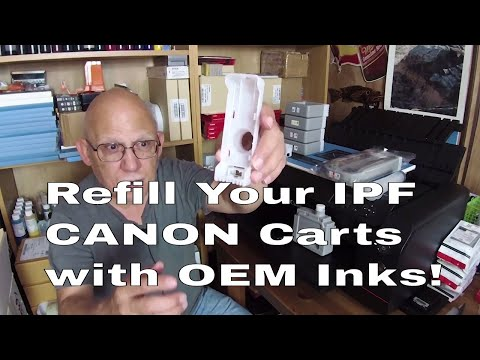 PC Signature Edition Inks and How to Print With OEM Inks for much less