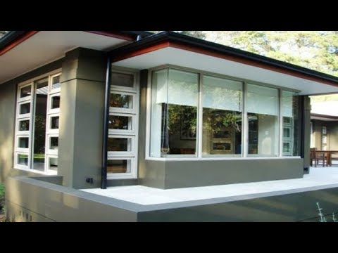 40 Beautiful Window Exterior Design With Best Color Combination With - Window-exterior-design