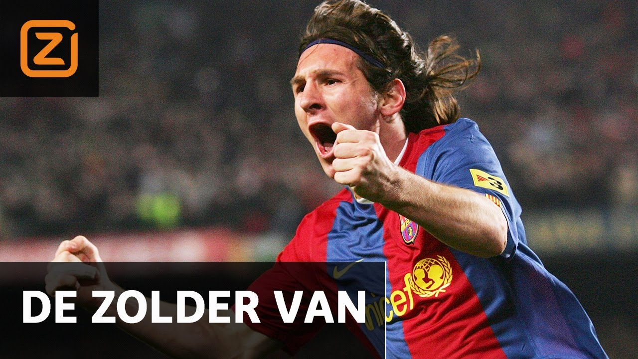 De eerste hattrick van Lionel Messi | De Zolder van El Sierd