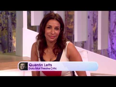Daily Mail's Quentin Letts Argues With The Loose Women About Opera Singer's Weight | Loose Women