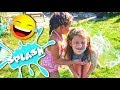 Epic Outdoor Water Balloon Fun and Games!