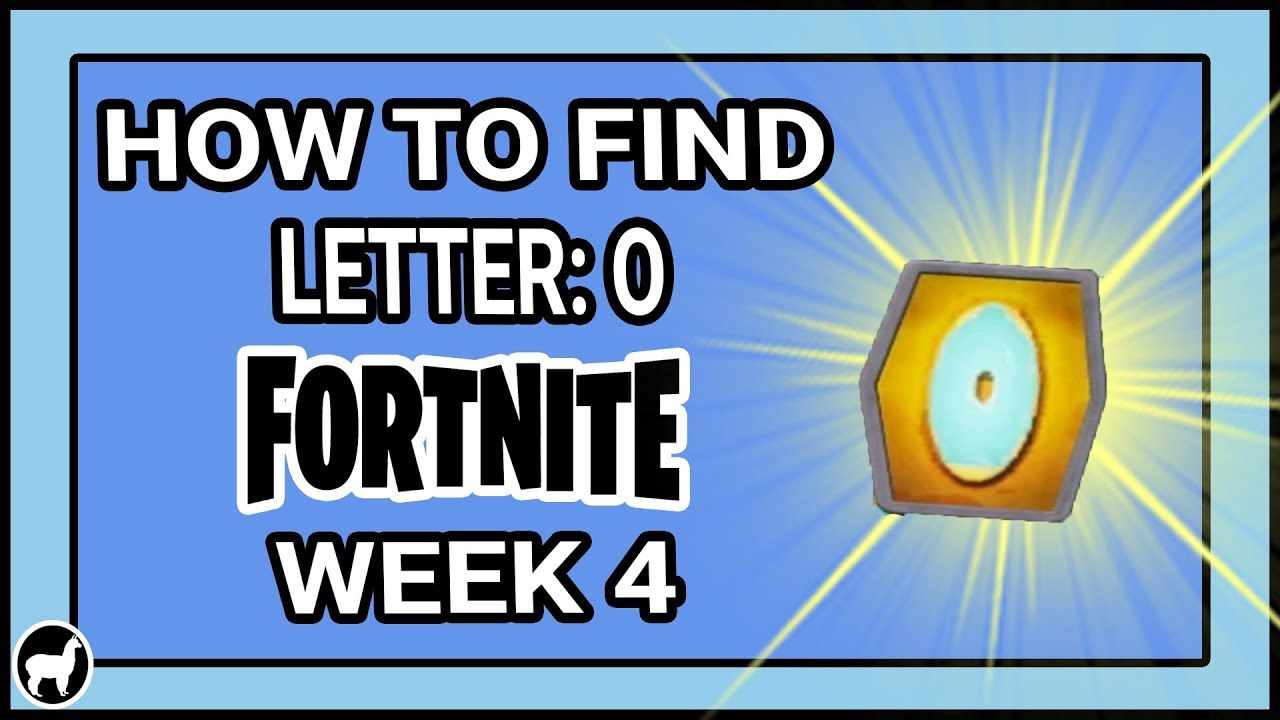 Search The Letter O West Of Pleasant Park